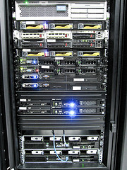 новый сервер